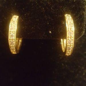 Park Lane Hoop Earrings